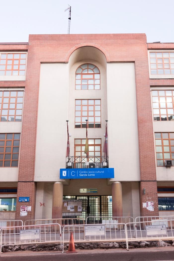 Imagen de Centro Sociocultural García Lorca (Carabanchel)