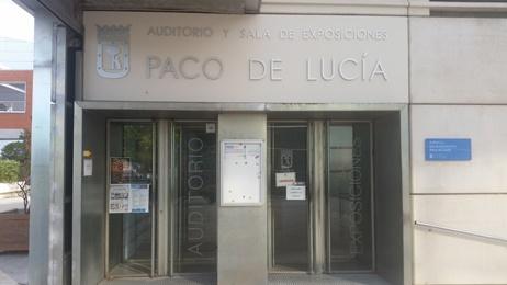 Imagen de Auditorio y sala de exposiciones Paco de Lucía