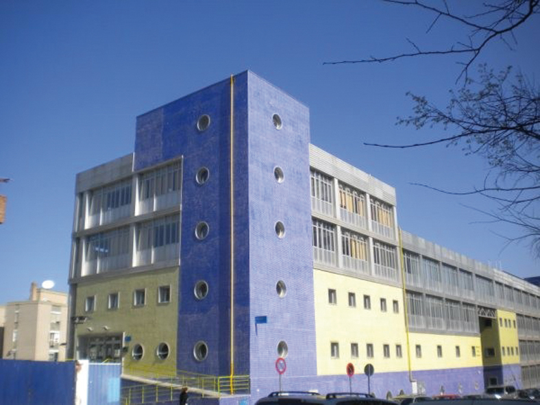 Centro Sociocultural Chillida
