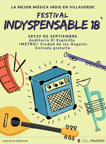Festival Indyspensable 18